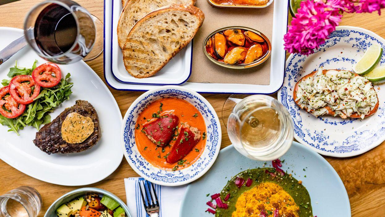 Sensational Spin-Offs, Market-Savvy Cafés and More: Best New Restaurants Opening This Week