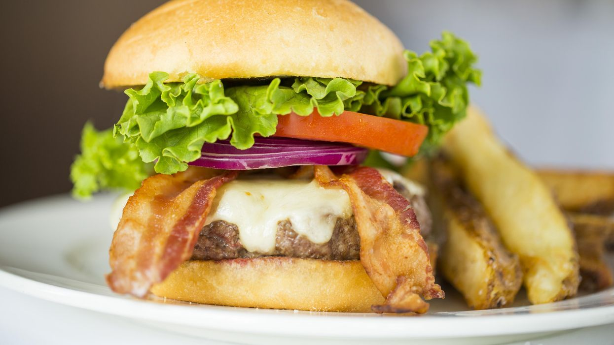 Today Is National Burger Day. You Bet Your Buns It'll Be Delicious!
