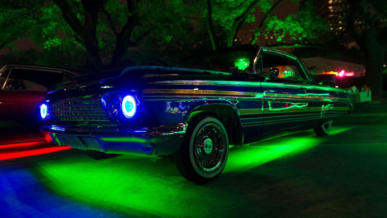Art Car Parade Is Focus of Photographer Emily Jaschke's First Solo Show