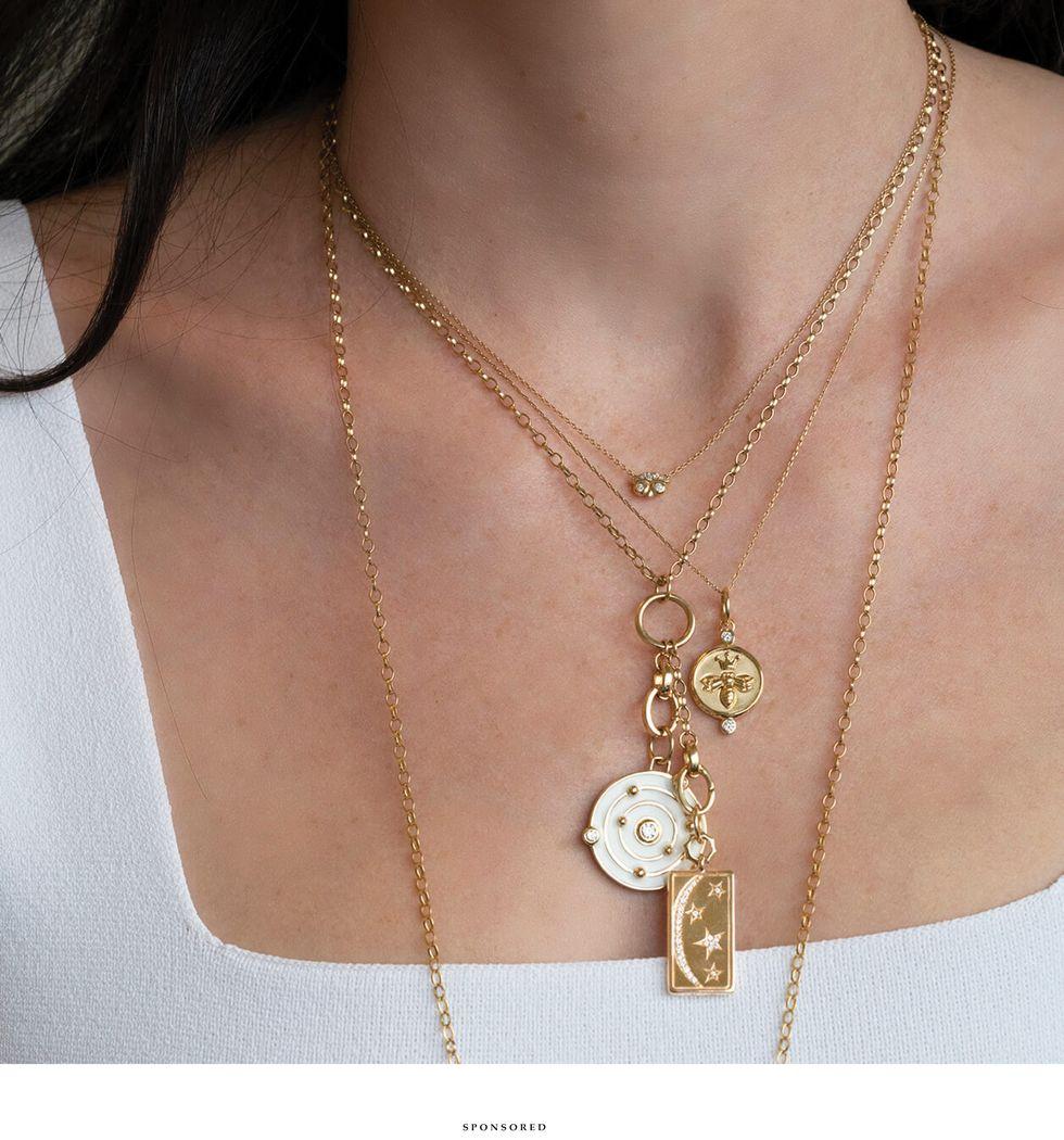 Designer Spotlight: Kosann's Lockets, Charms and Medallions Tell 'Secret Stories'