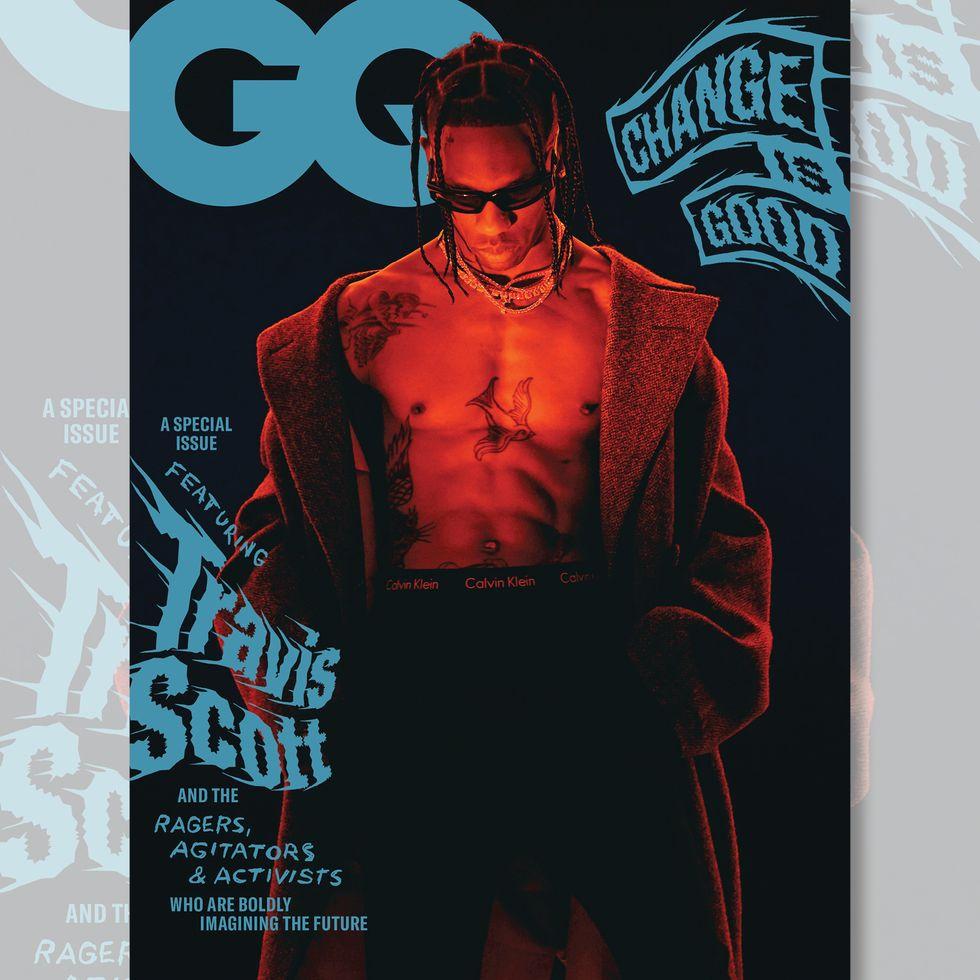 Houston Hip-Hop Superstar Graces 'GQ' Cover
