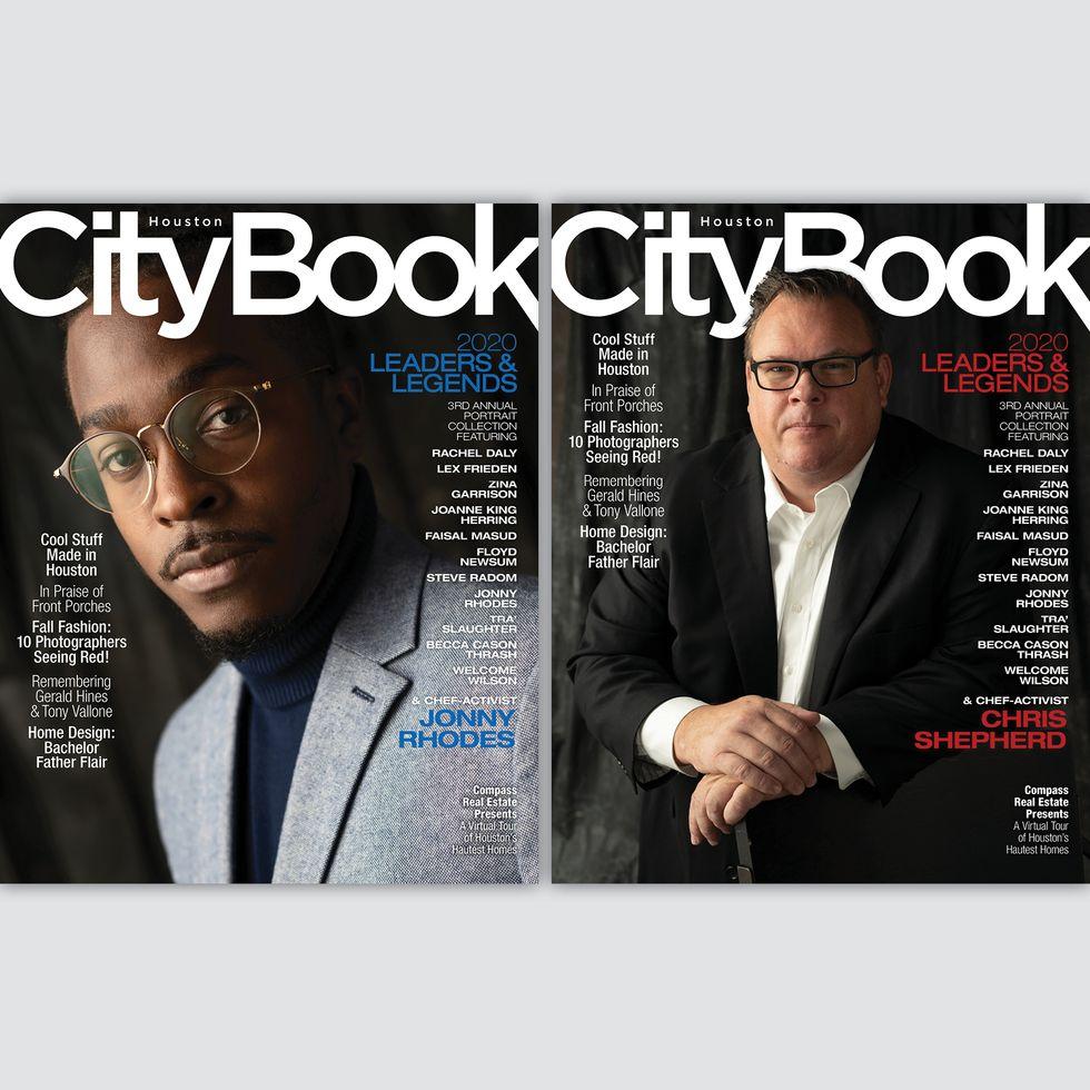 Activist Chefs Land 'CityBook' Covers