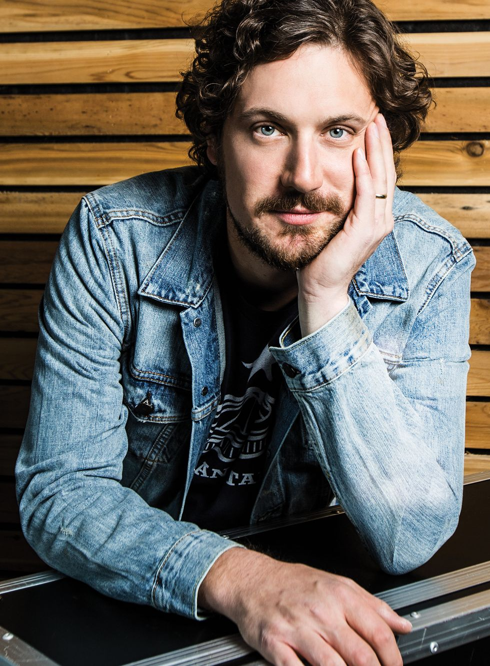 """Where's BRANT CROUCHER? You might wonder, if you'd heard his sweetly sad Blanco County Lights record in 2014, which one critic called a """"testimony to high-caliber songwriting."""" The Cypress native, 36, has been under the radar since then; he married his sometime duet partner Lainey Balagia in 2015, and they had baby Amelia in 2016. """"She's been our project for the last year."""" But Croucher — who pens country-tinged, densely poetic songs as """"a profoundly unique way to tell a story"""" — is raring to get back at it.  He's writing a new solo record, and is set to open for Joe Ely at Discovery Green May 11."""