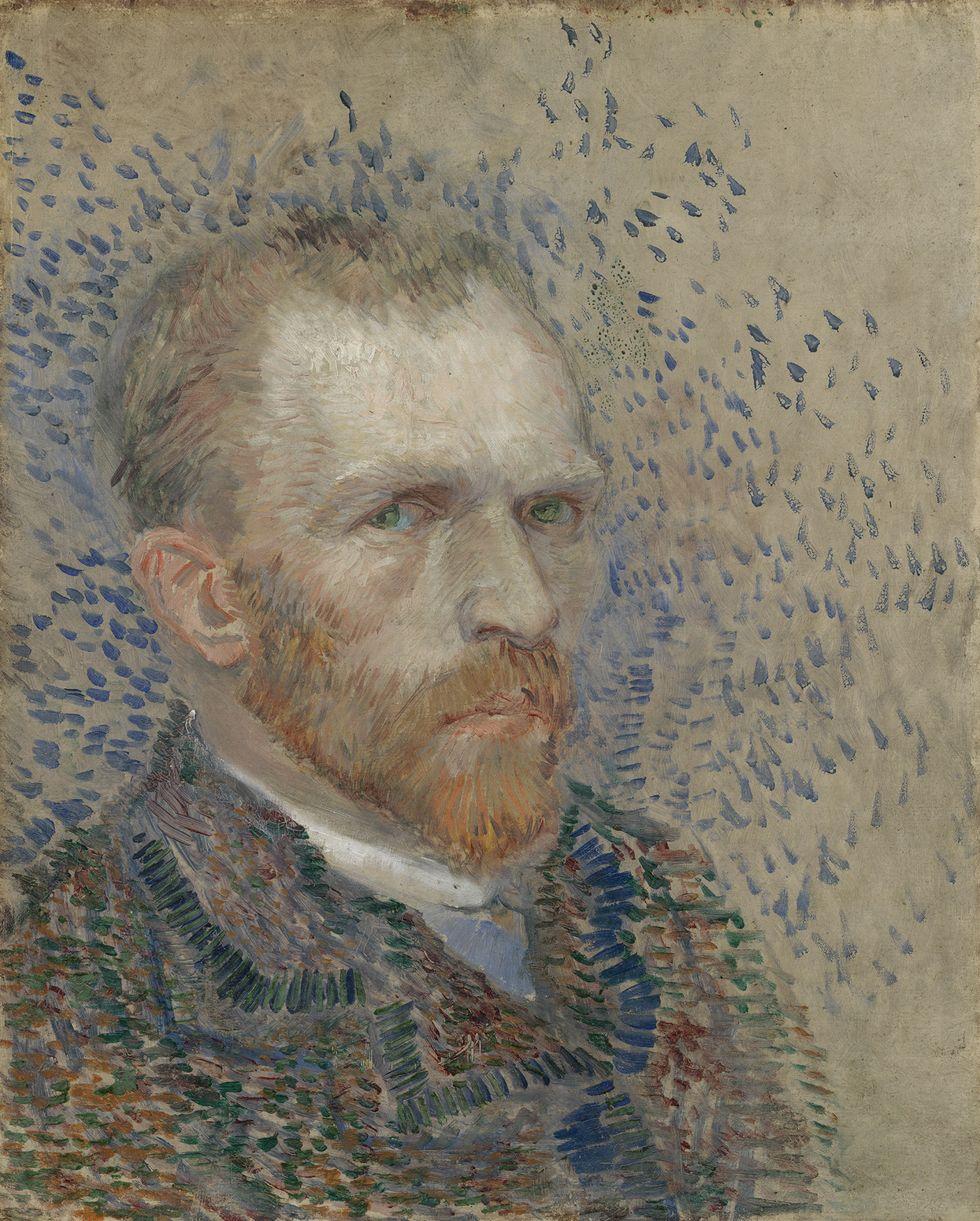 webSelf-Portrait, March–June 1887