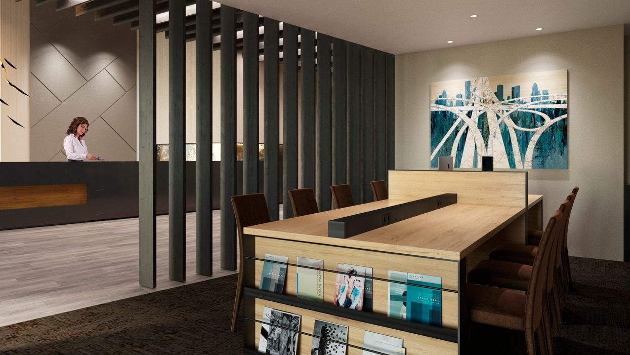 More Hip Hotels Head to the Med Center