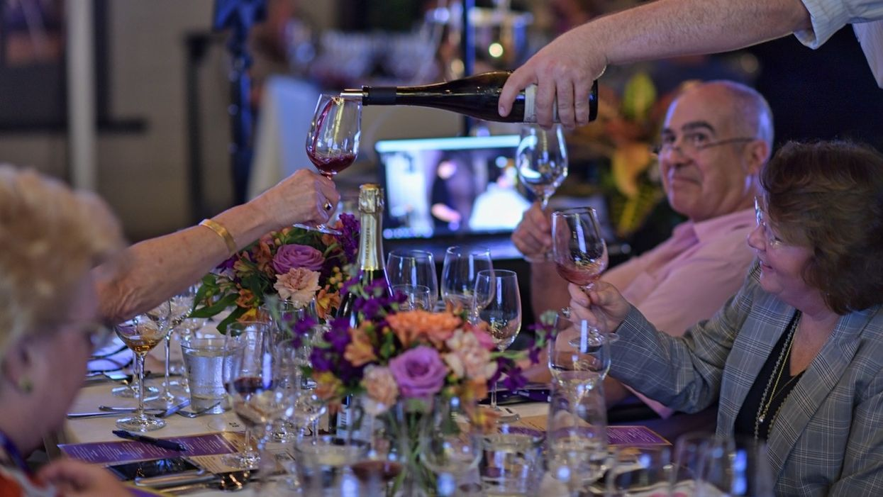 'Iron Sommelier' Fundraiser Among Flurry of In-Person Charity Parties This Week