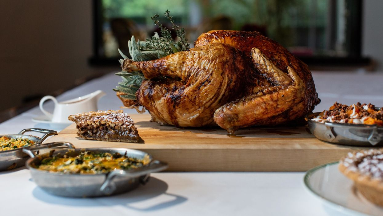 Everything You Need to Know to Have the Most Delicious Thanksgiving Ever