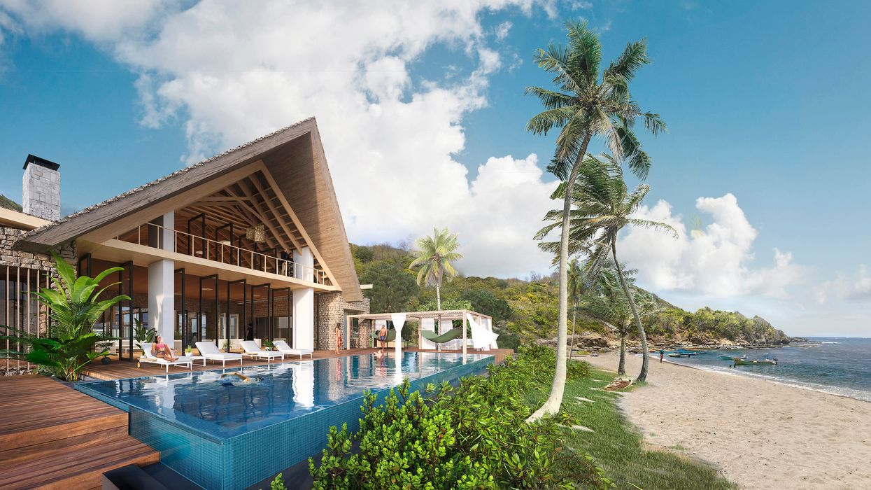 This New Saint Lucia Resort Should Be at the Top of Your Post-Covid Bucket List
