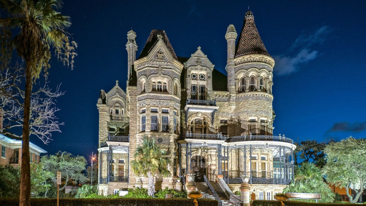 Spook-tacular Galveston Getaway Ideas
