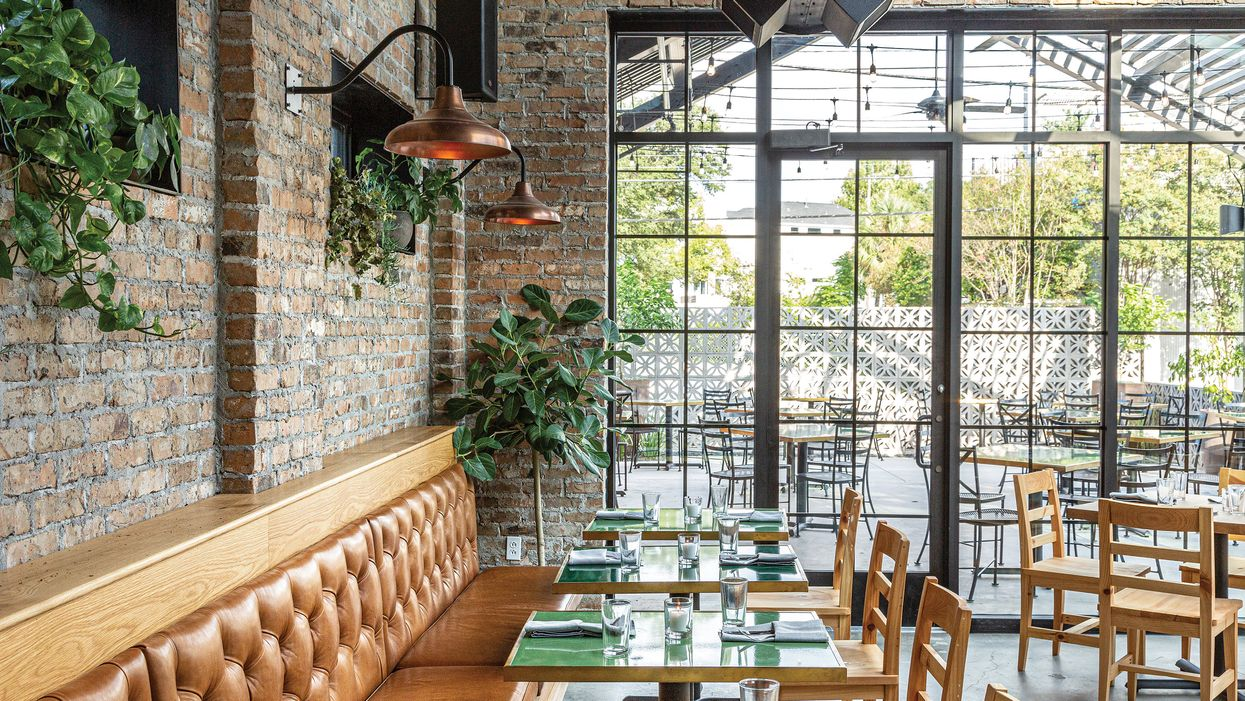Euro-Inspired, Cali-Savvy Ostia Is a Flavorful Addition to Montrose's Scene
