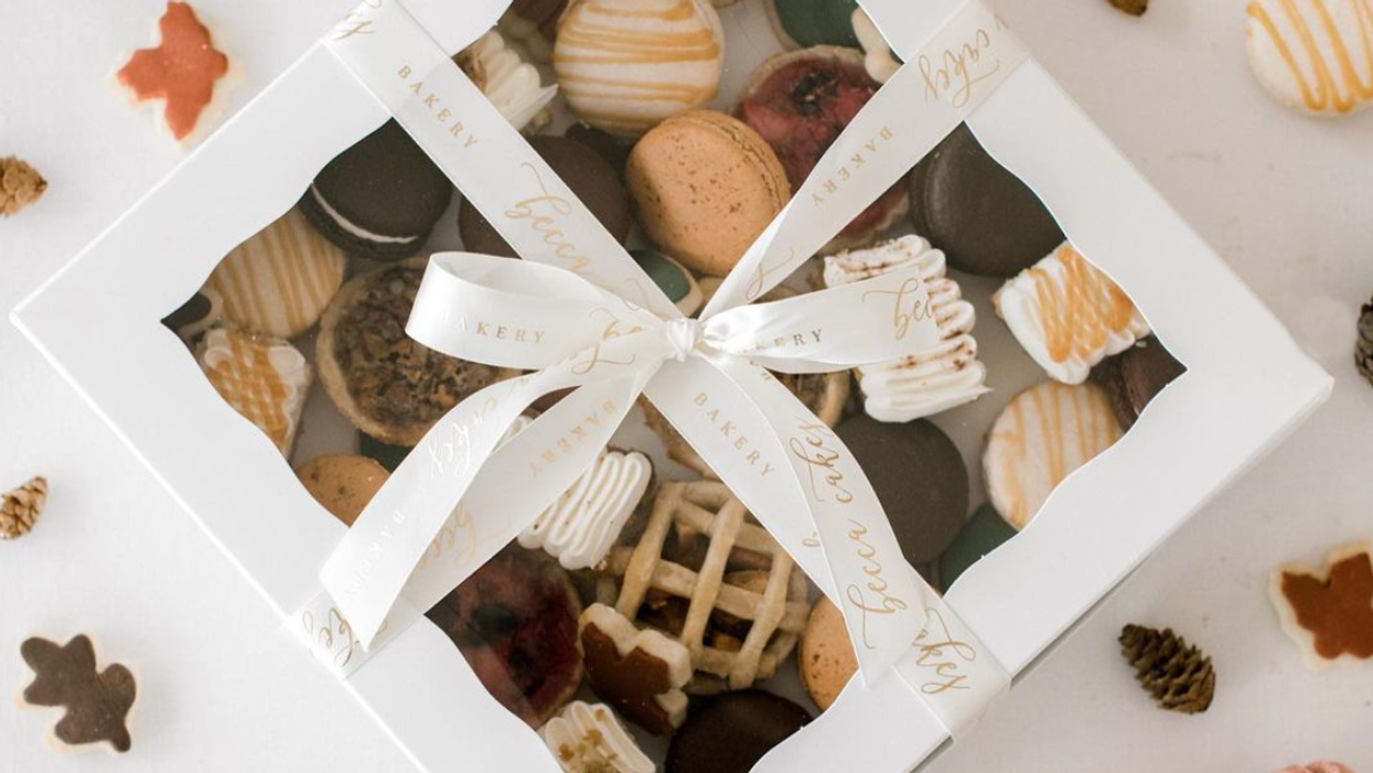 Becca Cakes' New Brick-and-Mortar Satisfies Any Holiday Sweet Tooth