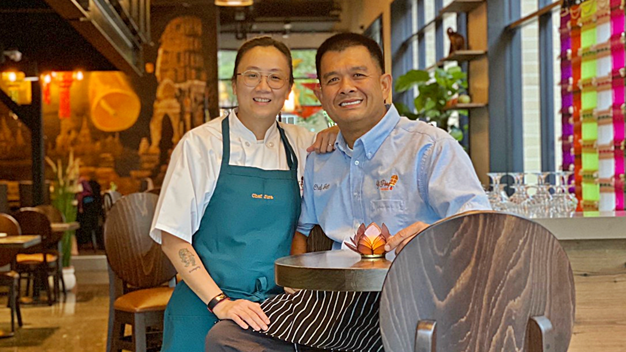 Yi Peng Brings Chef-Led Thai Cuisine to CityCentre