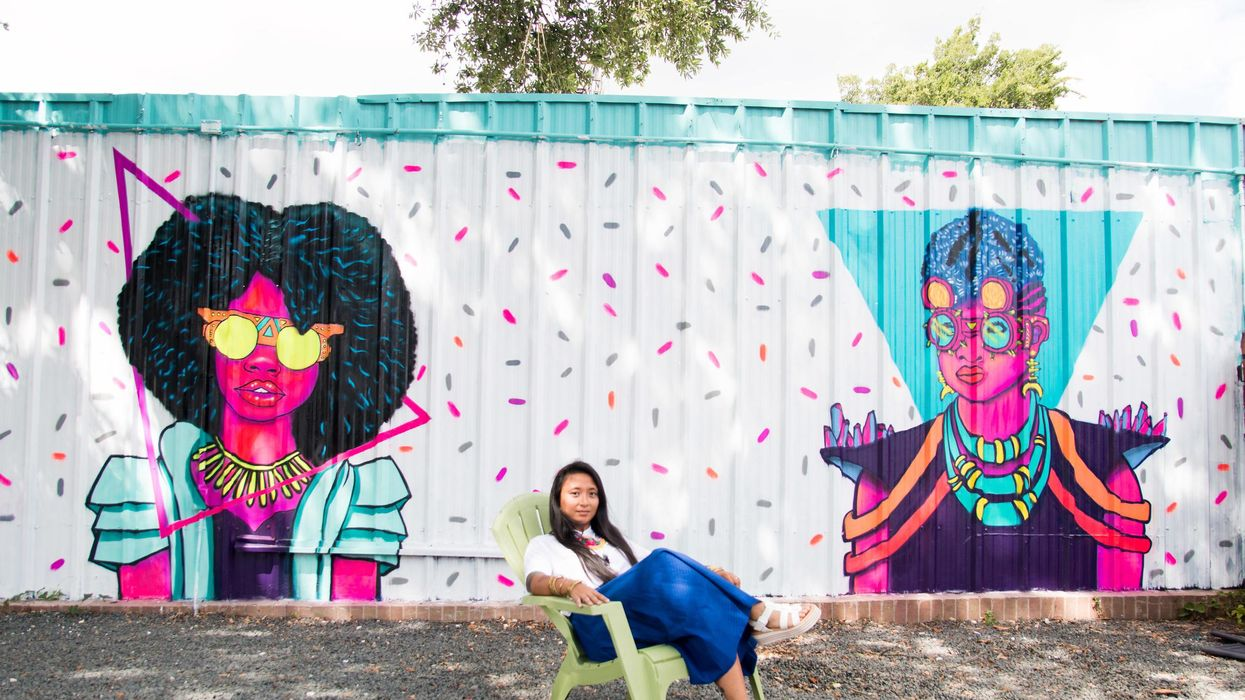 New Initiative Gives Local BIPOC Artists Funding and Public-Facing Studio Spaces — So You Can Watch Them Work!