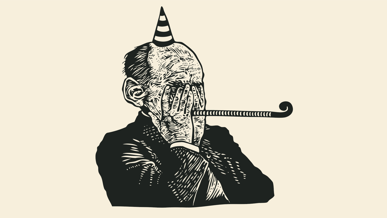 Croucher Nears 'the' Milestone Birthday, Wonders if He's Old Yet