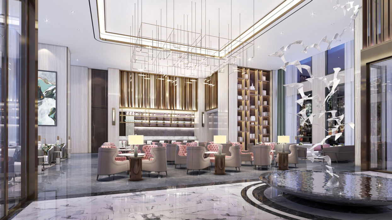 Blossom Hotel Is Latest in Profusion of High-End Hotels in the Med Center