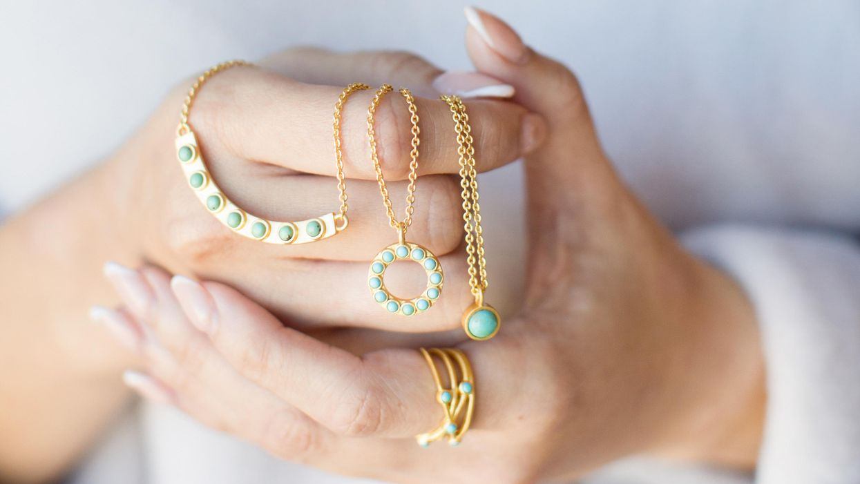 Christina Greene's Latest Jewels Are More Wearable Than Ever