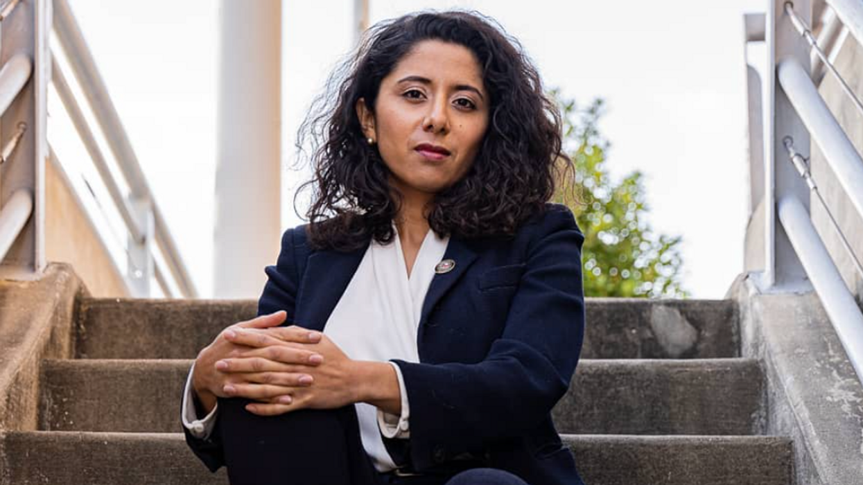 Lina Hidalgo Name-Checked on TIME's 'Next' List