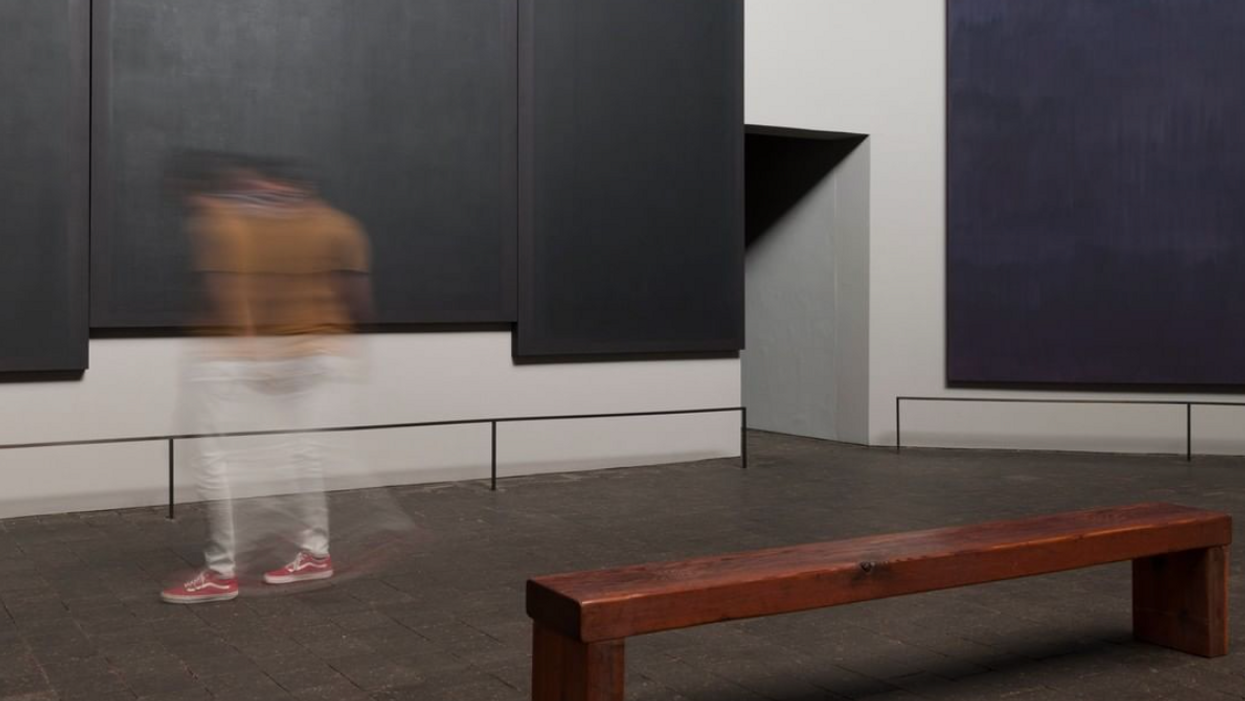 At 50, Rothko Chapel Is 'Mesmerizing' Sacred Space Houstonians Shouldn't Take for Granted