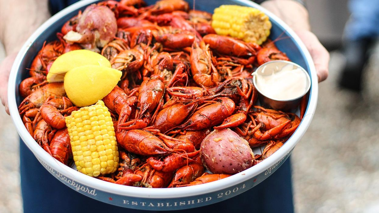Get Creative — And Crawfish — This Weekend!