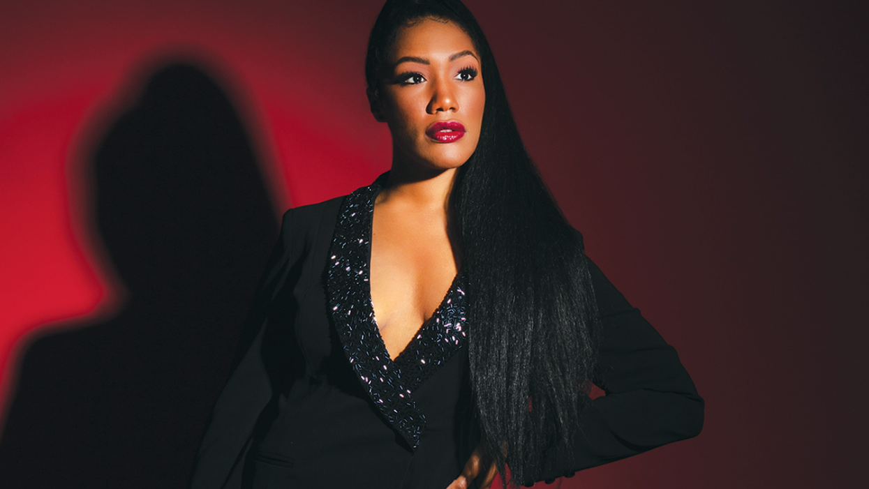Tapped by Jay-Z's Label, R&B Star Tia Gold Readies 'Uplifting' New Record