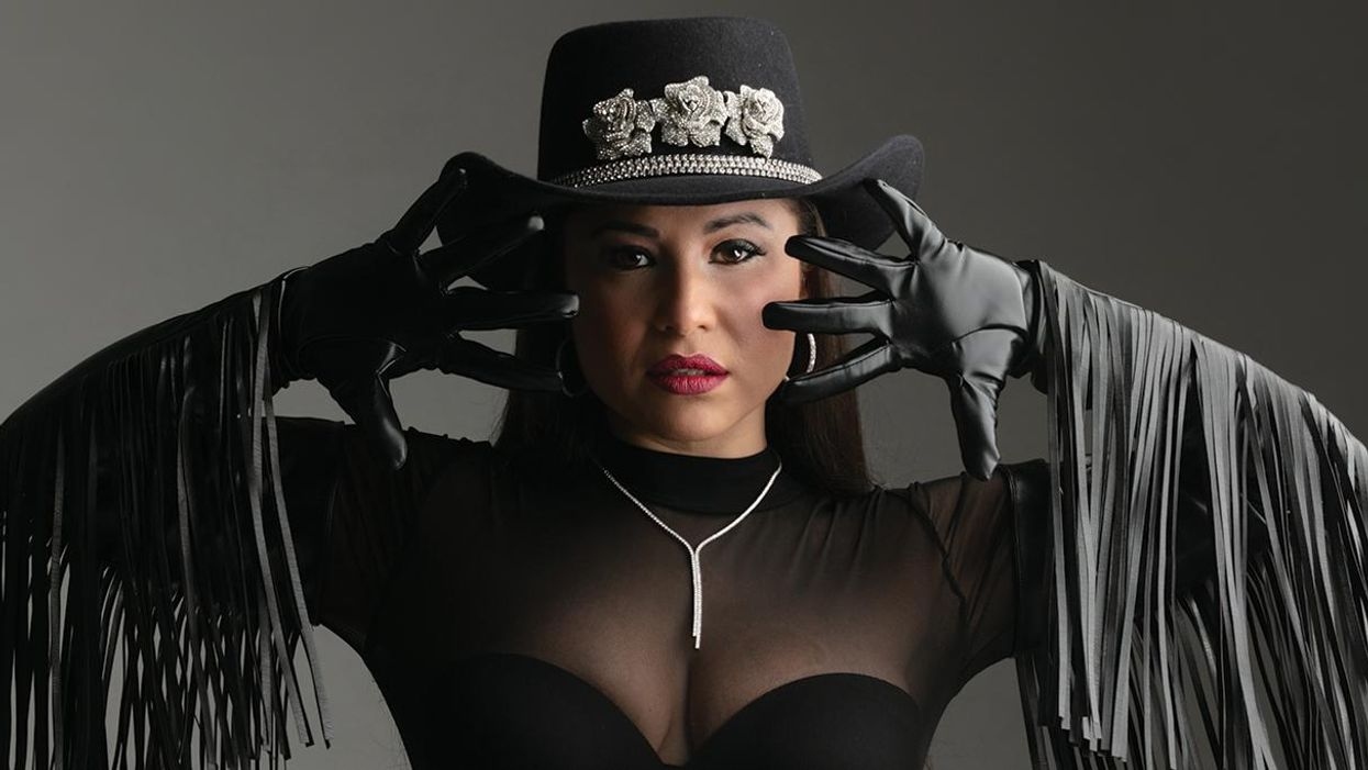 Discovered at Karaoke Night, a Former Selena Impersonator Is Now Tejano's Ascending 'Queen'