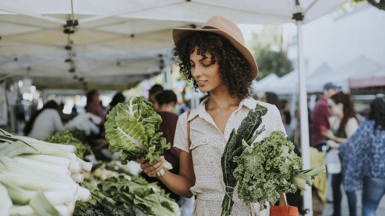 Yams? Leafy Greens? Erotica? Buy Something at the Farmers Market! The Farmers Need Us Now