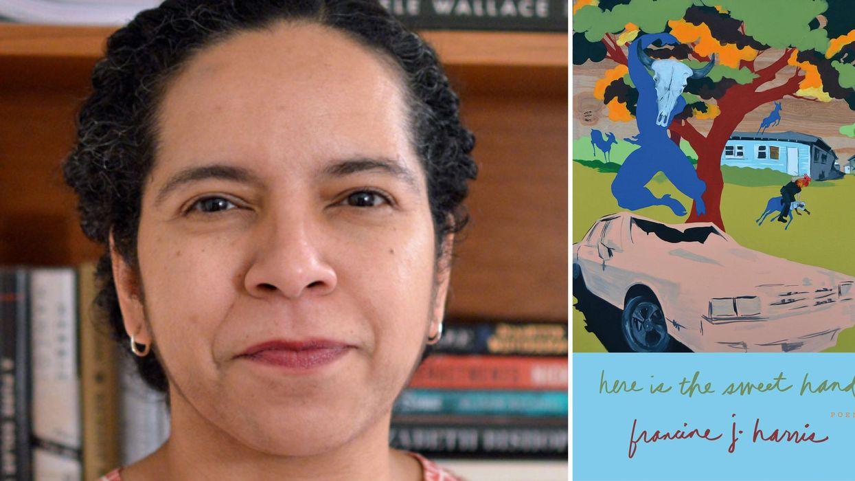 UH Poet Wins Major Literary Award