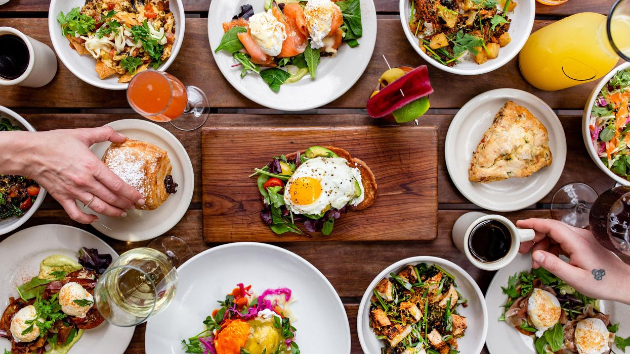 Easter Brunches for Every Bunny!