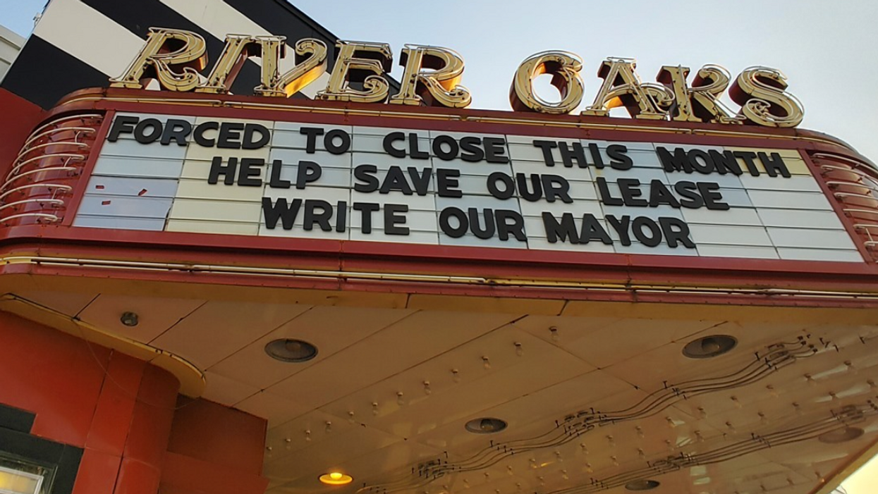 Film Critics Launch Fundraising Initiative to Save Iconic River Oaks Theatre
