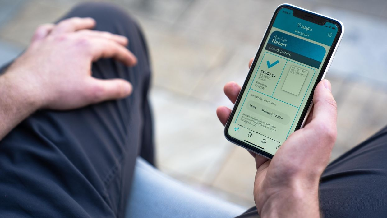New App by Houston Entrepreneur Serves as Digital Health Passport