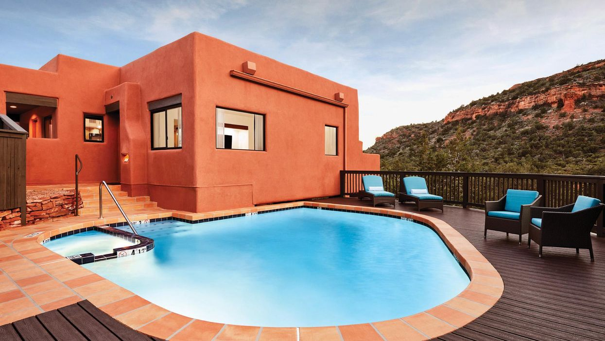 Wellness on the Rocks: Inside Arizona Destination's 'Swirling Center of Energy'