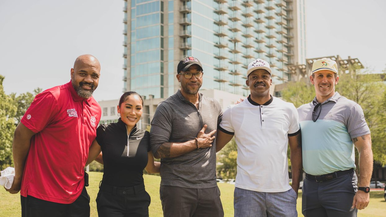 Celebrity Golf Tourney Raises $50K, Gets Houston Back into the Swing of In-Person Charity Events