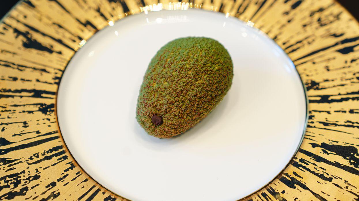'Bluebonnet Mist,' Fantastical Fake Avocados Highlight Resto's Wild Spring Menu