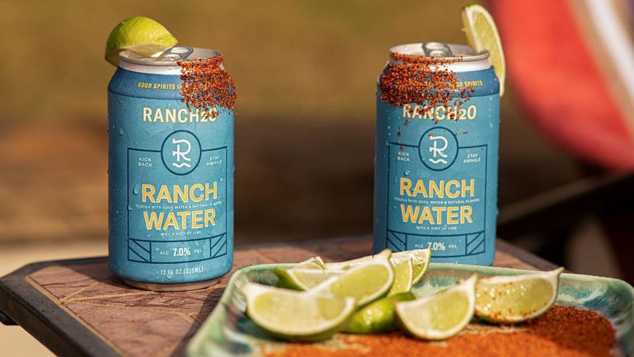 Move Over, White Claw. Texas' New Hard Seltzers Are Here!