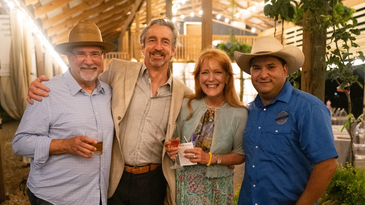 Recipe for Success' 10-Course Fundraising Dinner Toasts to 15 Years, Helps Restore Hope Farms