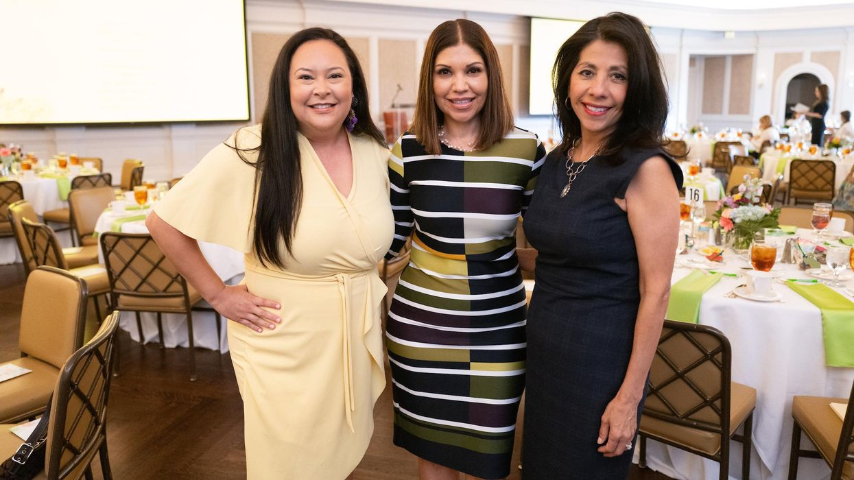 Center for Pursuit Raises Nearly a Quarter-Mil at 'Spirited' Lunch