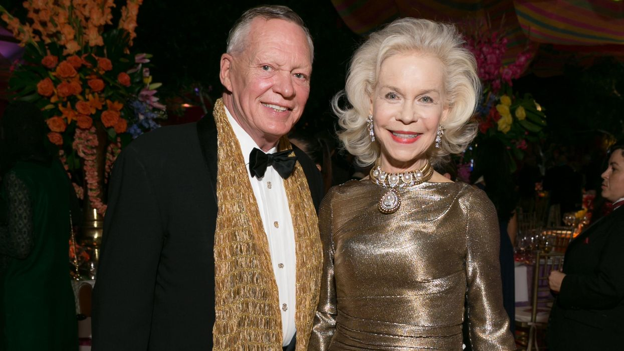 Annual 'Tiger Ball' Roars, with Large Roster of A-List Guests — and $1.3 Mil Raised