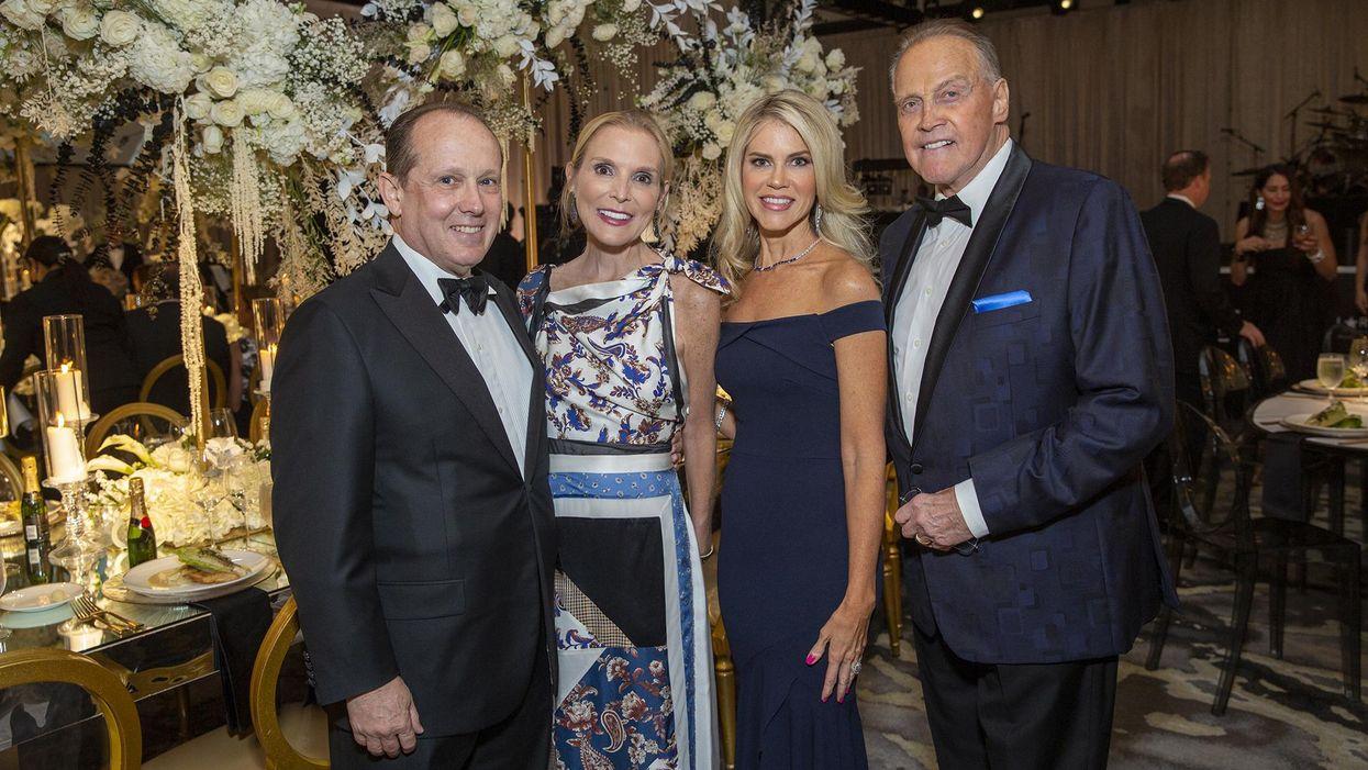 Private 'Cotton Ball' Bash Celebrates Company's Milestone in Lavish Style