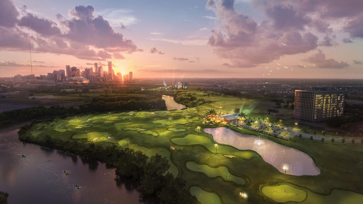 New Public Golf Course with Restaurant, Patio to Debut in Fifth Ward