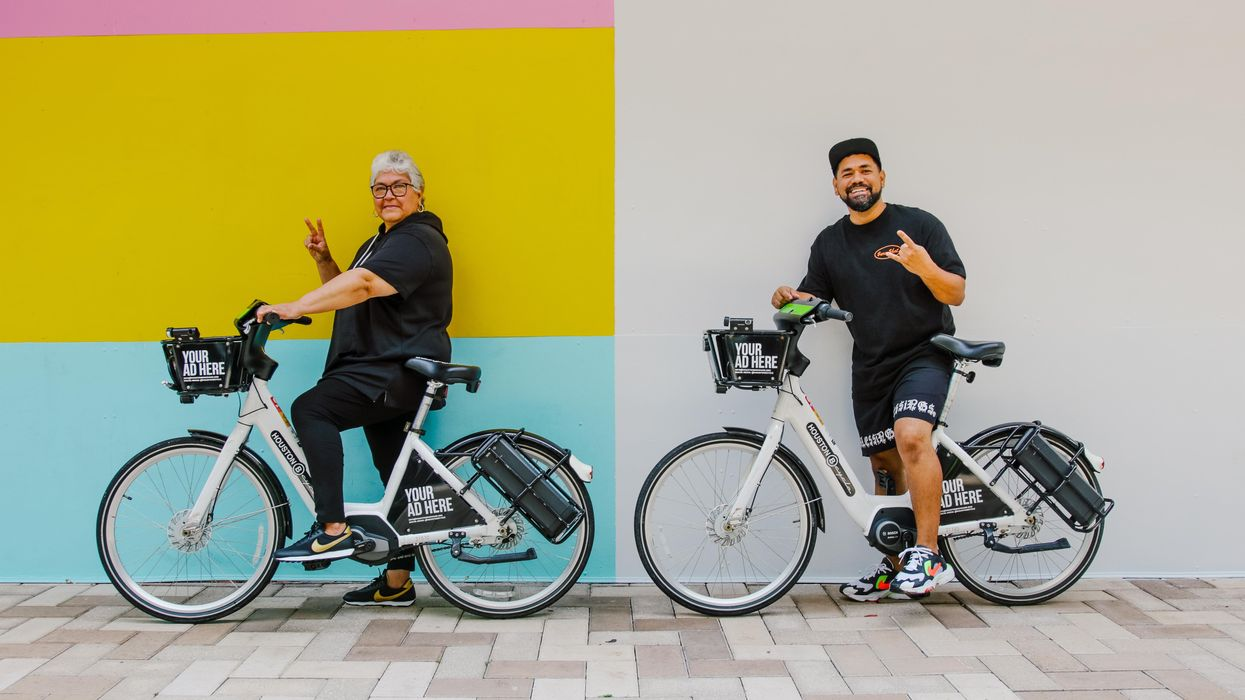 Mother-Son Artist Duo Donkeemom and Donkeeboy to Celebrate New Mural with Group Bike Ride