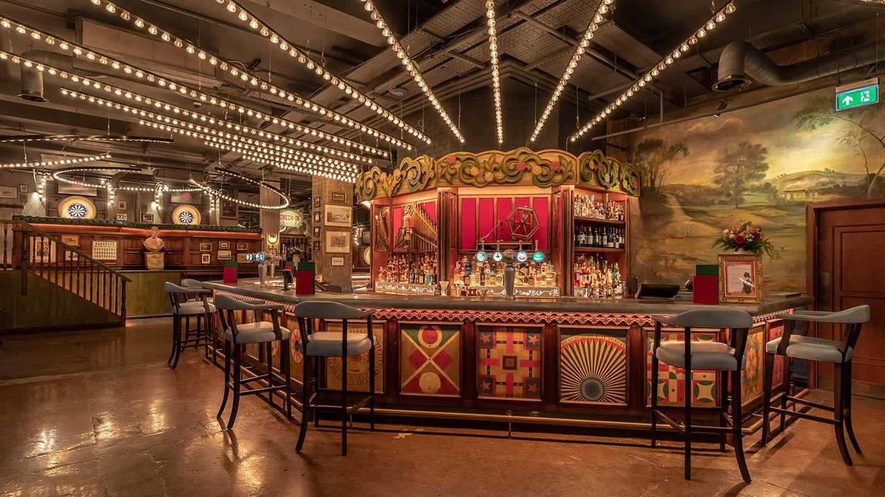 British Mega-Pub and Gaming Setup Flight Club Headed to New Allen Parkway Development