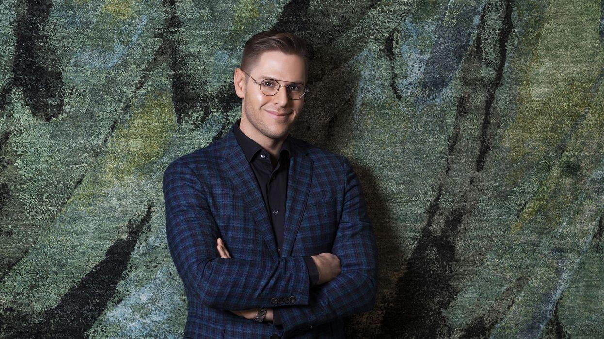 Interior Dialogue: Star Designer Benjamin Johnston, aka 'Biscuits Australia,' Took Our Crazy Quiz