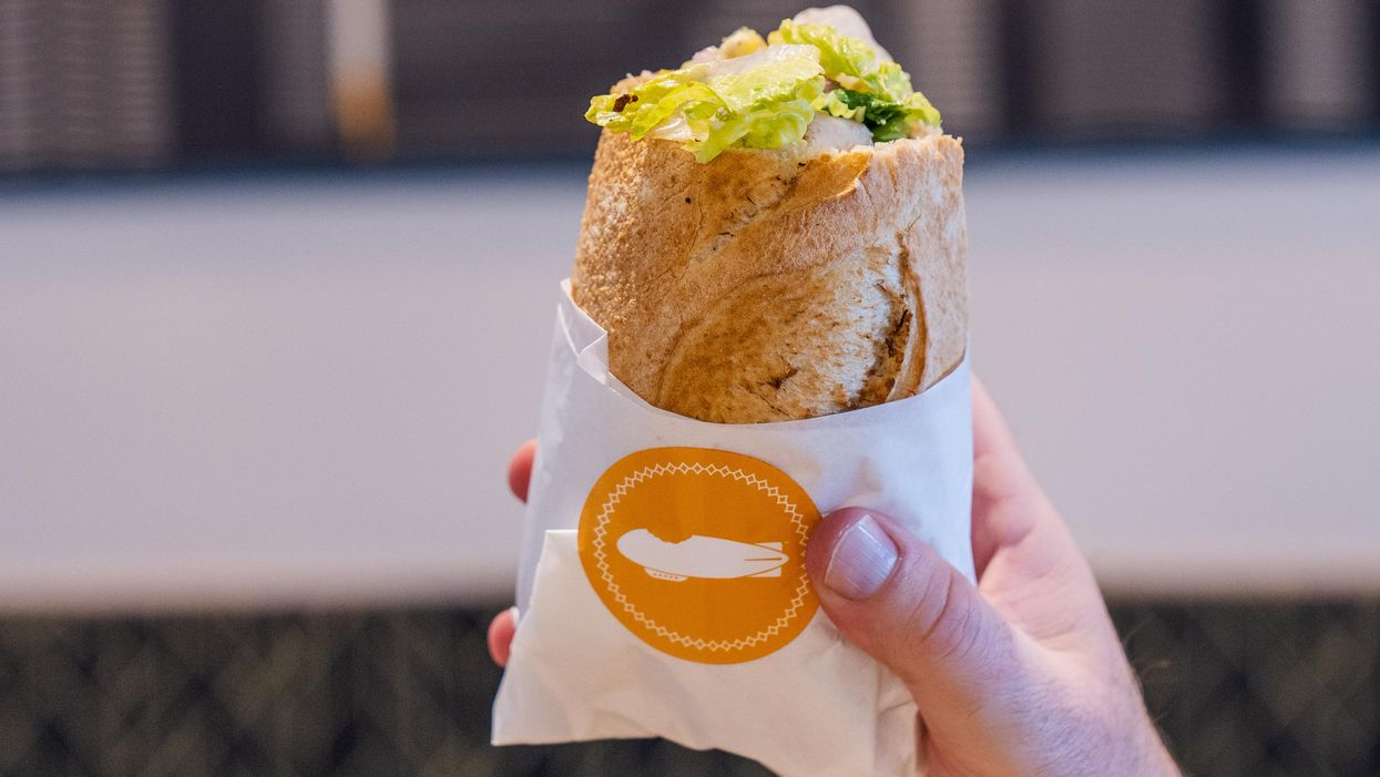 Dallas Purveyor of Famous Stuffed Sandwich Opens First Shop Outside DFW, at Houston's City Place