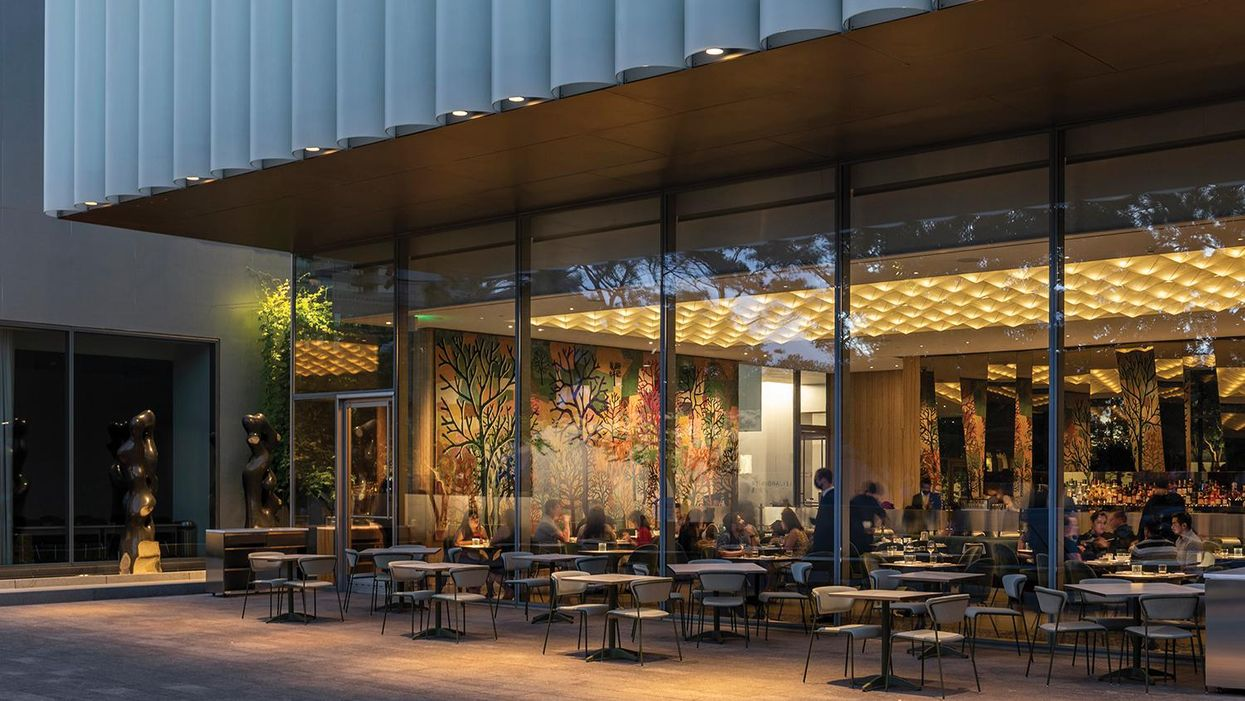 MFAH's Le Jardinier, La Colombe d'Or and Gatsby's Highlight What's Hot in Montrose and Museum District Now
