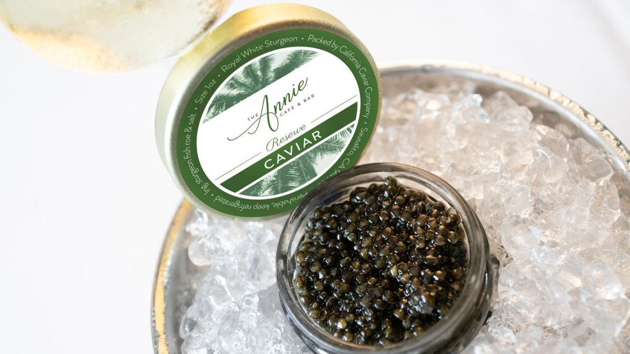 Wondering How to Spend National Caviar Day? Ben Berg and the 'Caviar Queen' Have You Covered