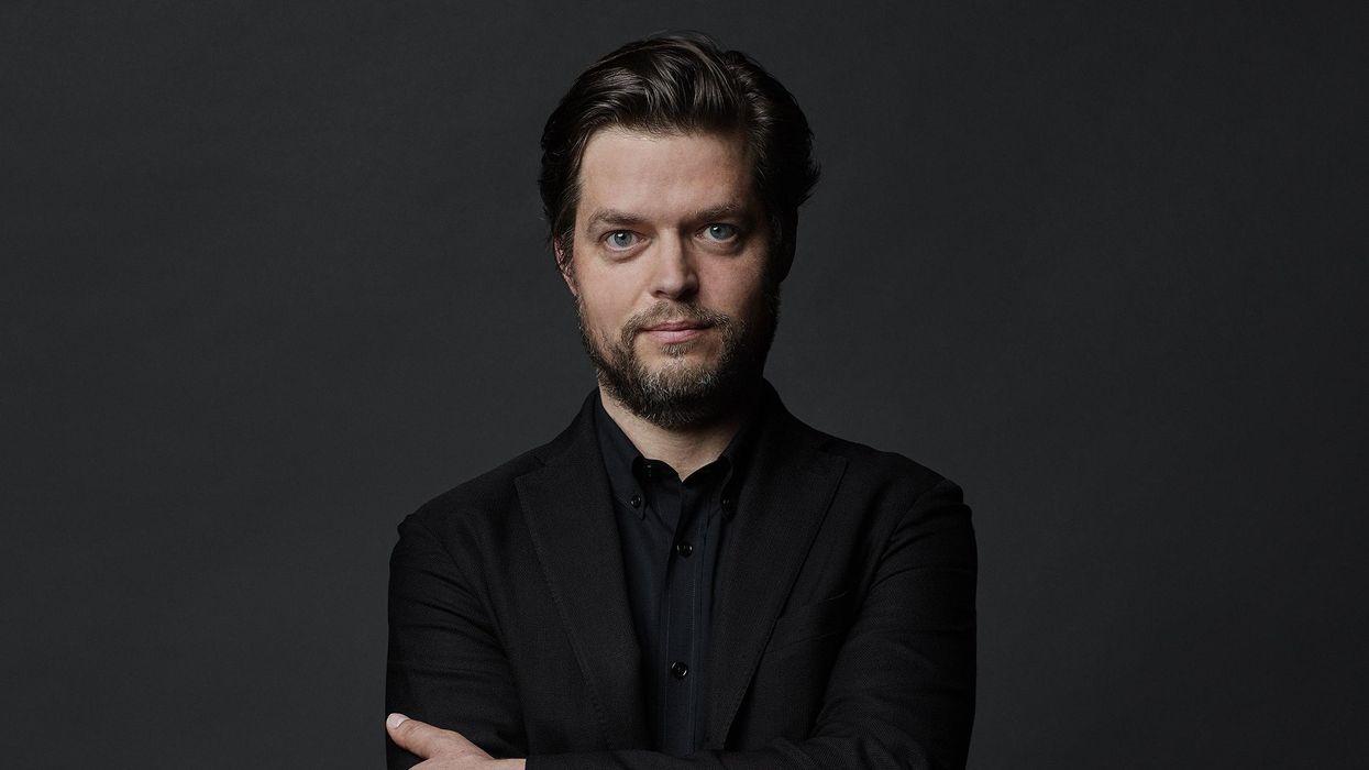 Slovakian Conductor Juraj Valčuha Named As New Music Director of the Houston Symphony