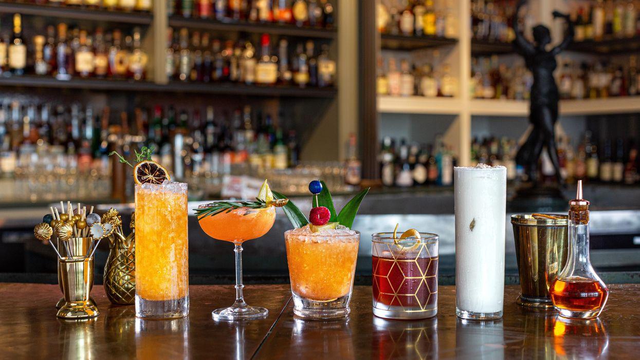 Julep's New Migrant Ingredient-Focused Summer Cocktail Menu Debuts