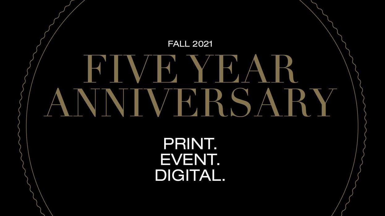 Celebrate CityBook's 5-Year Anniversary