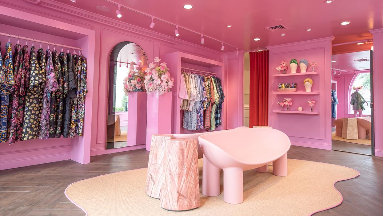 Katy Perry-Loved Shop That Looks Like a 'Pink Parisian Jewelry Box' to Debut at River Oaks District