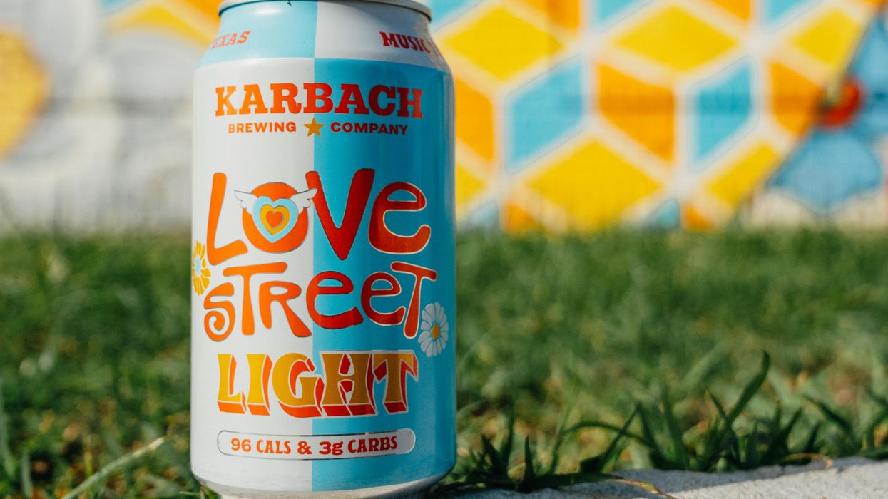 Karbach Drops Light Version of Love Street: Perfect Cure for the Last of Summer's Dog Days?